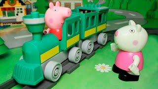 маша и медведь свинка пеппа история игрушек
