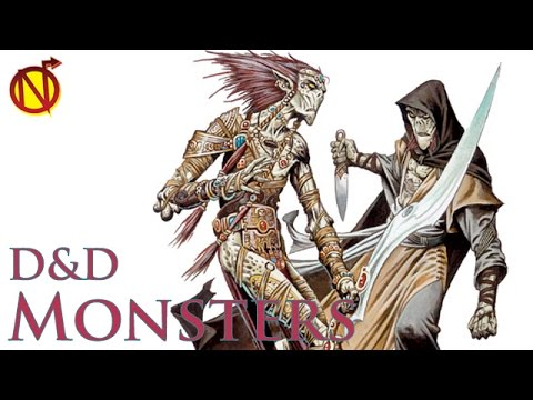 Githyanki Marauding Straight Out of the Astral| Dungeons and Dragons Monsters
