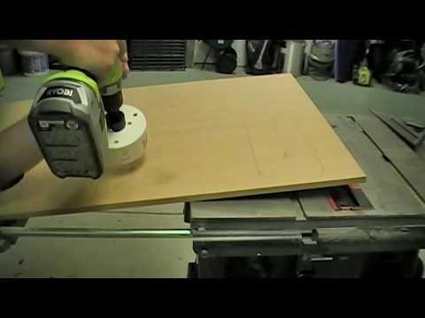 Computer Desk Case Full Build Time Lapse