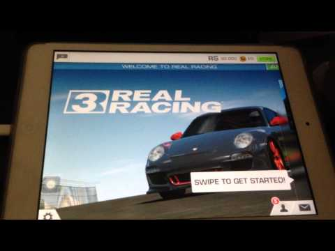 Real Racing 3 MONEY GOLD COINS Hack for iPhone iPad and iPod Touch (NO JAILBREAK) 1 of 4