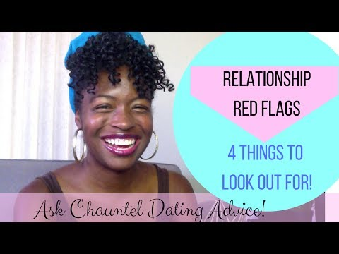Relationship Red Flags - Christian Dating Advice