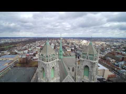 BASILICA OF THE SACRED HEART, NEWARK,NJ
