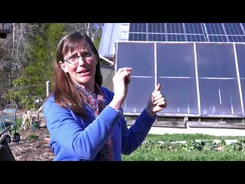 Frog Pond Farm: Solar House Tour