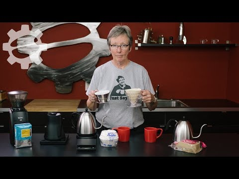 Budget vs Expensive Pour Over