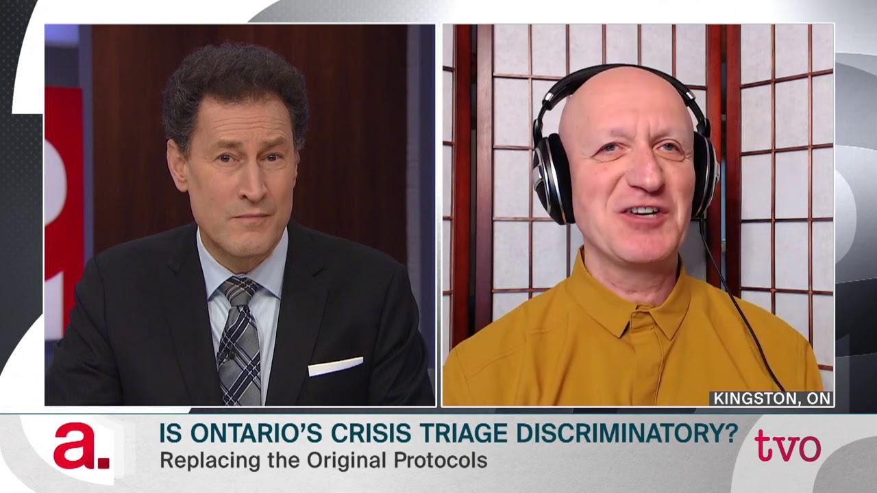 Deciding Who Lives: Is Ontario's Crisis Triage Discriminatory?
