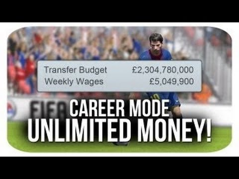 FIFA Career Mode: How to get Unlimited Money! GET RICH!!