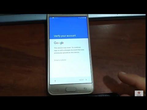 remove account google samsung galaxy j5 prime g570f g570fn g570h
