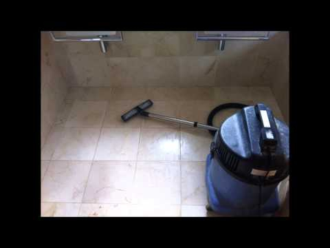 Marble Bathroom Floor Cleaning, Polishing, Sealing & Maintenance Kent