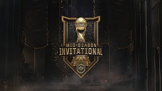Play-In Draw Show | 2019 Mid-Season Invitational