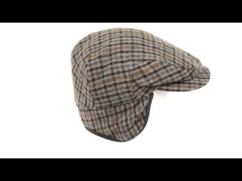 194e96239af55 IVY HATS WOVEN FEDORA NEWSBOY BRUSHED TWILL FASHION - WWW ...