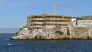 Alcatraz Tour  (HD) 2016