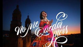"""Ángela Aguilar -  """"No Me Queda Más""""  - Video Oficial"""