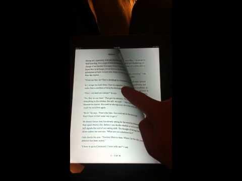 Kobo on iPad 2