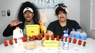 Download Hot Wing Challenge Video