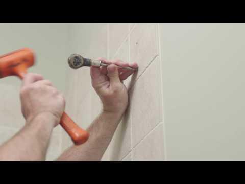 DIY Shower Door Installation How To - Classic Series 3400/3500 Sliding Tub Door By Basco