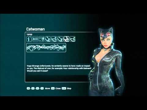 Batman: Arkham City - Interviews: Catwoman