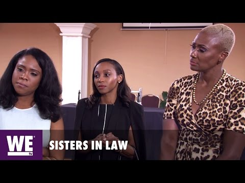 Sisters in Law | Ilegal Immigrants or Hard Workers? | WE tv