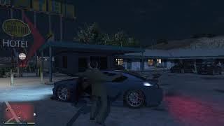 Grand Theft Auto V FRANKLIN MODIFIES HIS OWN CAR AGAIN 12/05/2019 18:49:20