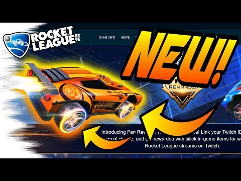 Rocket League UPDATE | 6 NEW RARE ITEMS YOU CAN GET FREE! (Apex/Ninja Wheels, RLCS Trading)