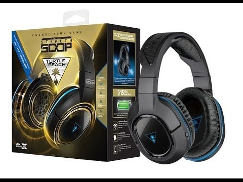 Turtle Beach Stealth 500P Headset Quick  Unboxing - Stealth 500P Gaming Headset Quick Unboxing