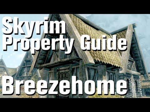 Skyrim Properties - Breezehome