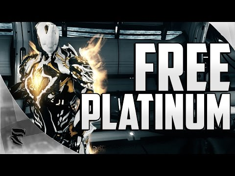 The Best Way To Get FREE Platinum As A New Player In Warframe