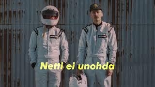 JVG - Netti ei unohda feat. IBE (Lyriikkavideo)