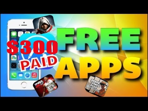 Download ALL Paid Games , Apps from App Store for FREE on iOS 10-10.2 No Jailbreak/PC iPhone , iPad