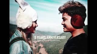 နာက်င္ပါေစ - ထက္မြန္ & Sanny ( Myanmar new song )