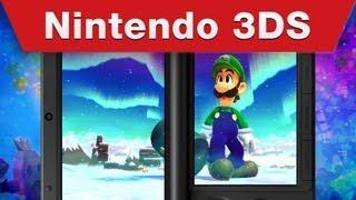 Nintendo 3DS - Mario & Luigi: Dream Team E3 Trailer