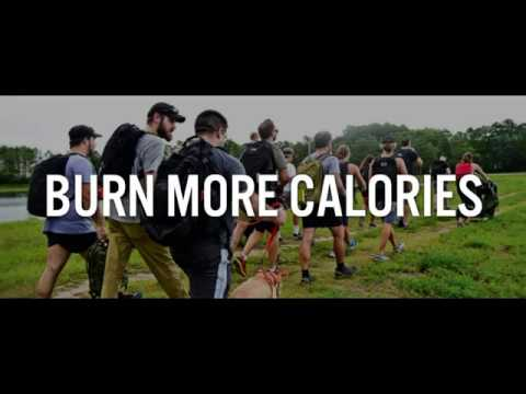 BURN MORE CALORIES WHILE WALKING | Rucking under $10