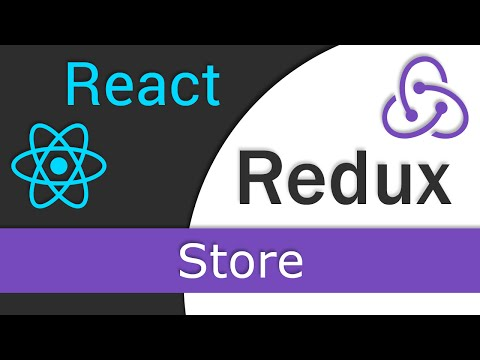 React JS / Redux Tutorial  - 4 - Store