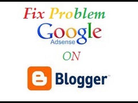 How to do Adsense on Blogspot (Fix Problem)