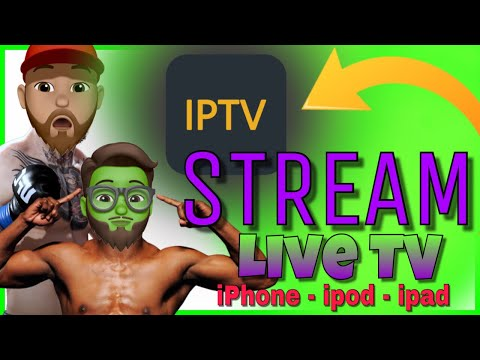 How To STREAM TV on your MOBILE device / iPhone - iPad  No Jailbreak! **NEW LIVE TV METHOD**