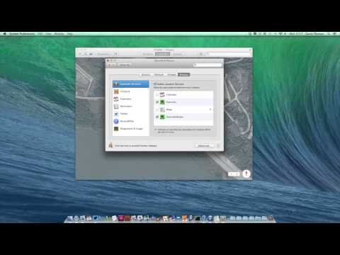 Manage your Mac's Location Services