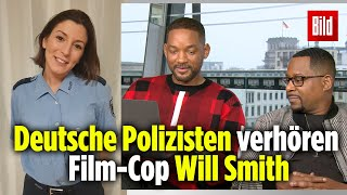 """Bad Boys For Life""-Cops Will Smith und Martin Lawrence im Kreuzverhör"