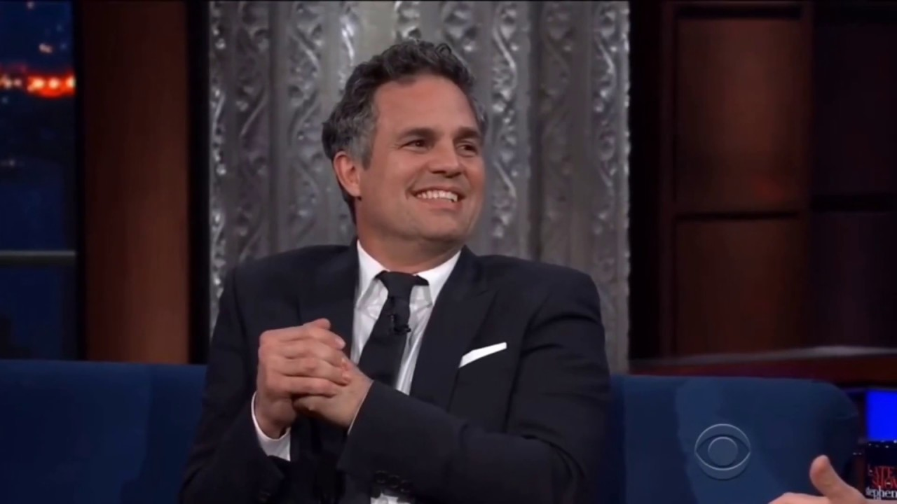 Mark Ruffalo Spoiling Movies for 4 minutes Straight