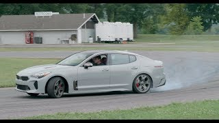 Download The Kia Stinger GT Is What a Sports Sedan Should Be Video