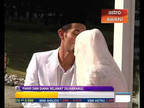 Xxx Mp4 Majlis Pernikahan Farid Kamil Dan Diana Danielle 3gp Sex