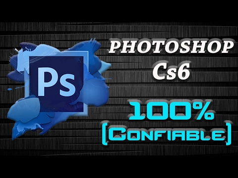 Como Descargar Photoshop Cs6 Full en Esapañol Windows 10, 8, 7, Vista.