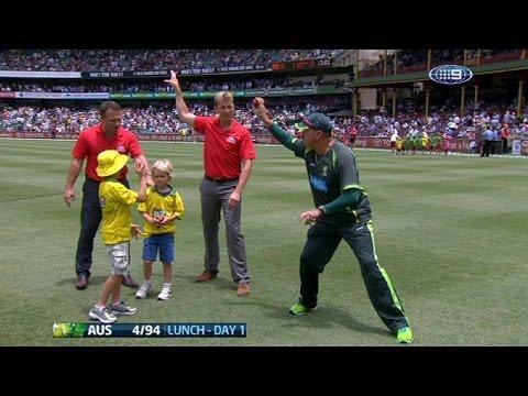 Cricket Fielding-Throwing  Masterclass:  Mike Young Australian Cricket Coach