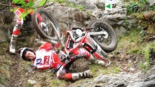 TrialGP ⚠ Falls & Mistakes ⚠ Grand Prix de France | Day1◾Lourdes 2016