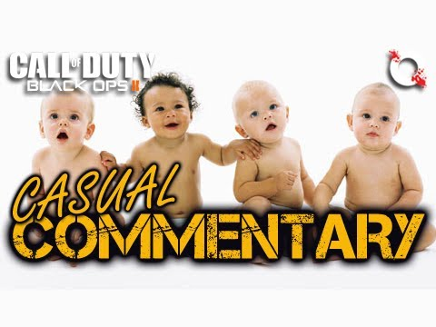 Casual Commentary: Naming a kid (SMR 90+ Kill Gameplay)