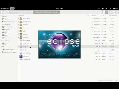 configuración Eclipse Kepler con Tomcat 7