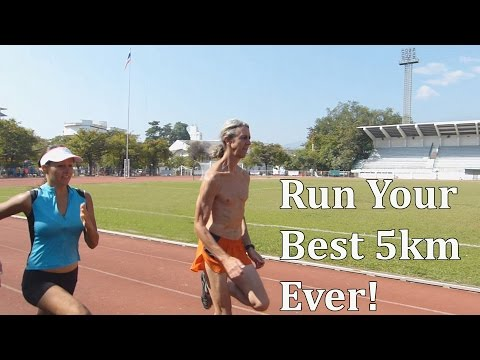 How To Run Faster 5K: With Ultramarathoner Grant Campbell