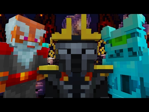 VILLAIN SKIN PACK  | TU48 Update | Minecraft (Xbox360/PS3) OUT NOW!