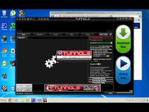 How to Port Forwarding Tunngle on AT&T MOTOROLA ROUTER by killingerc
