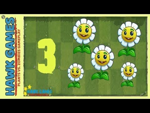 Plants vs. Zombies: All Stars - Challenge Marigolds 3