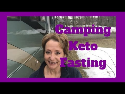 Ketogenic Diet | Fasting | Getting the Camping Itch | M&J RV Adventures
