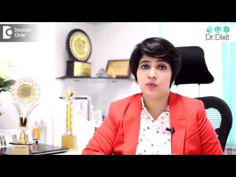 Can ingrown hair present as black spot & painful lump   Dr  Rasya Dixit